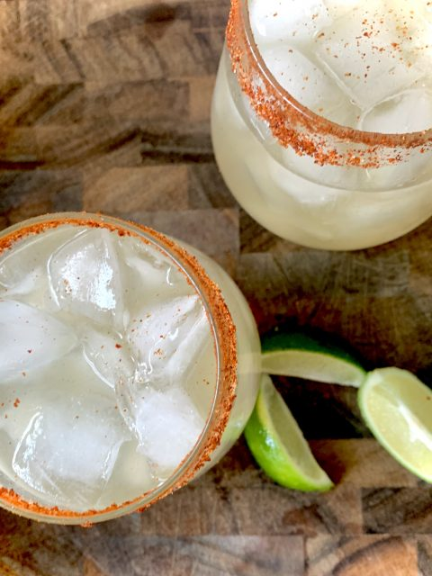 chase's perfect margarita